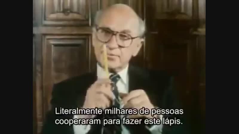 Meu Deus! Como eu amei Friedman!
