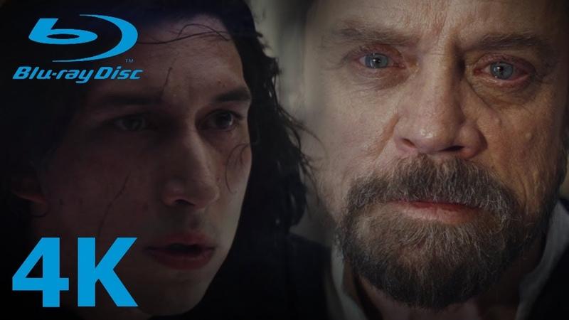 Star Wars: The Last Jedi - Kylo Ren vs Luke The Legend