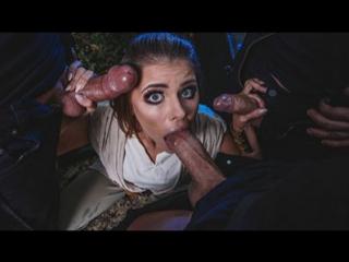 Adriana chechik - star wars: the last temptation a dp xxx parody, scene 3 (2017)