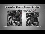 ENERMAX T.B.SILENCE ADV Fan, an Ultra Silent Fan with Low Starting RPM