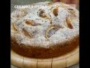 Яблочный кекс бюджетный рецепт