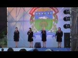 12 июня День России (с. Мазанка) Народный вокальный квартет