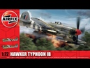AIRFIX 1 72 Hawker Typhoon Mk 1b Photo build