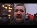 Толпа бродячего шапито решила снять комнату под штаб бомжа Саакашвили. И отхватили пиздюлину.