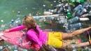 Великий мусорный остров в океане растет загрязнение океана катастрофическое