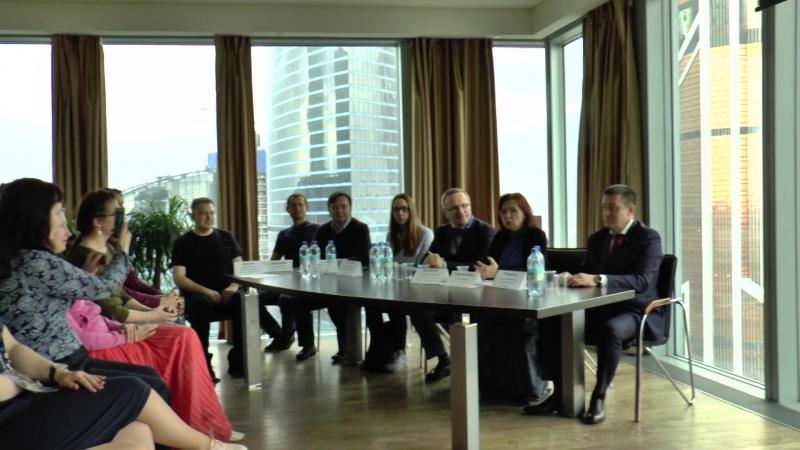 ВИДЕО-анонс конференции Гуманное образование в России, Москва-Сити