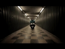 Solo Hang Drum in a Tunnel _ Daniel Waples - Hang in Balance _ London - England