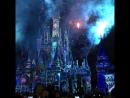 Disney световое шоу