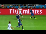 Гол Марио Гетце. Германия - Аргентина 1-0 - Финал.  Чемпионат мира по футболу 2014