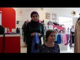 Эксперимент  жарко ли в хиджабе؟ По вкусу – по карману