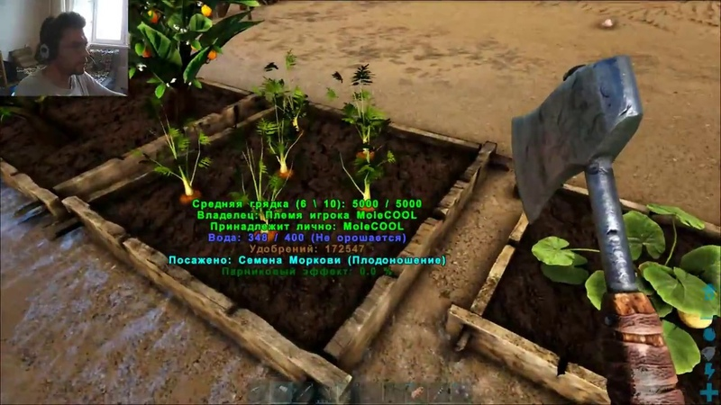 ARK: Survival Evolved №7 Путь на остров травоядных!