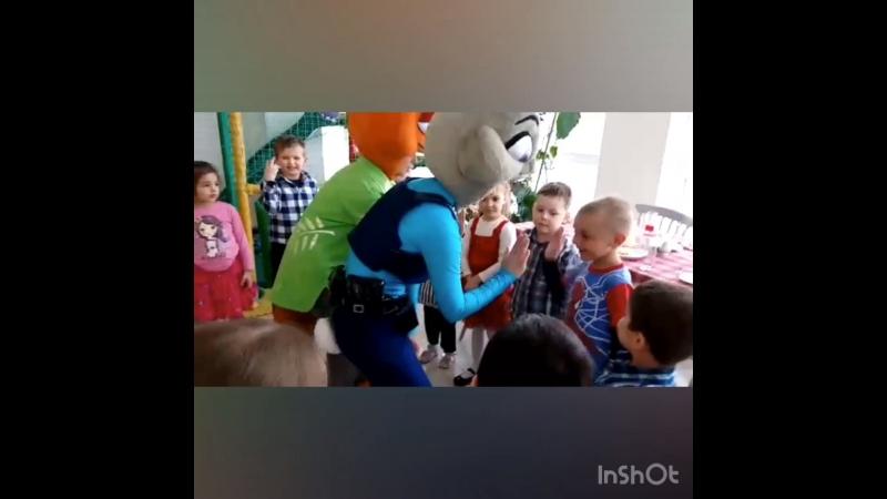 Гастроли в Дмитров!! Зверополис)🐰🦊😅✨✨🌺😄😋🎉✨