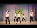 Отчетный концерт 27.05.18 Джаз - фанк хореограф Малика Саримсакова