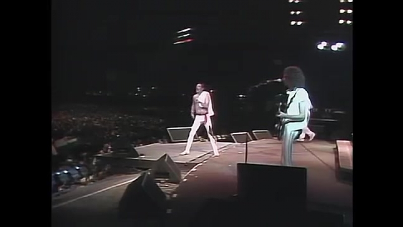 Queen - I Want to Break Free (Rock in Rio, 19.01.85)