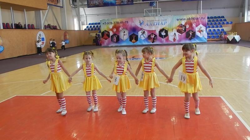Пеппи - длинный чулок, 11 марта 2018, танцшкола