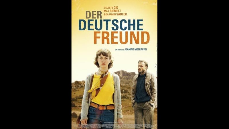 2012 Der deutsche Freund El amigo alemn Немецкий друг 2012..Германия,драма RUSSUB
