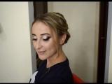 Make-up and Hair stylist Снежана Дятлова образ для Карины Алиевой