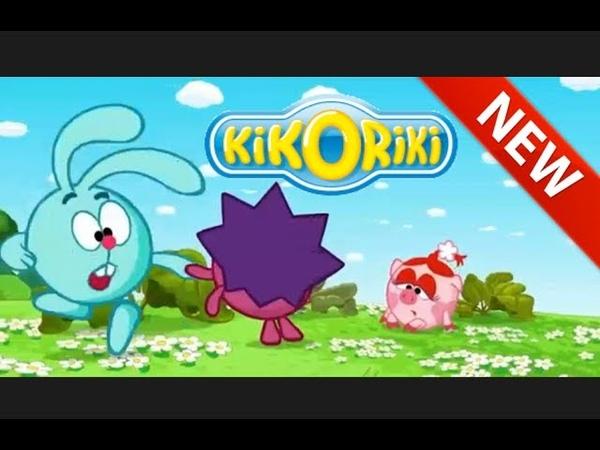 Kikoriki Smeshariki In English games for kids free online video Promise 9 episode Tetris