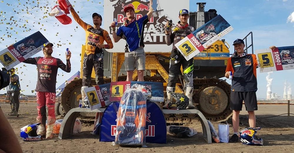 WESS 2018: Результаты хард эндуро Red Bull 111 Megawatt 2018 (+видео)