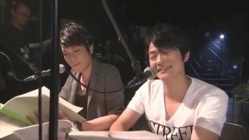 Shimono Hiro - seiyuu get used to the role (3)
