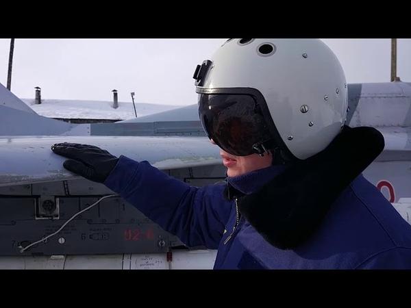 МиГ-29СМТ и Су-30СМ: тактические эпизоды учений
