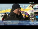 Олимпийский чемпион по лыжным гонкам Никита Крюков посетил Якутск