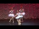 Хореографическая Балетная Студия ДИНАСТИЯ Гран Па из балета Дон Кихот, Антре