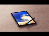 Samsung Galaxy Tab S4 - Официальная презентация