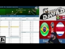 FIFA World Cup Brazil vs Costa Rica | ЧМ по футболу Бразилия - Коста-Рика