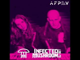 Infected mushroom на alfa future people