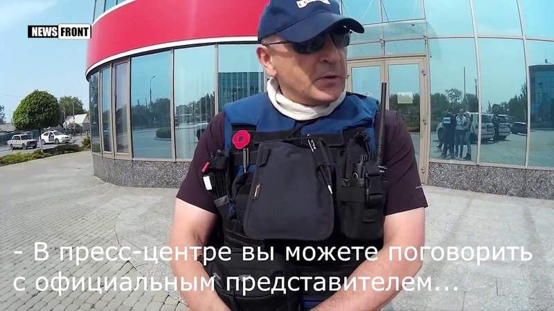 """Привет из Донецка"""". Живой рассказ о войне, мире, жизни и молчании ягнят из ОБСЕ"""