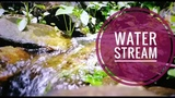 Soothing water STREAM - ASMR Sleep Sounds 10 hours - Relaxing sounds of nature