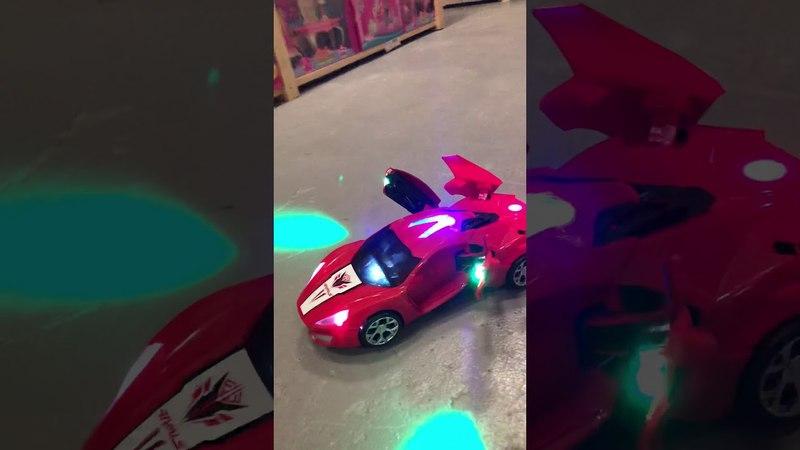 Машина спорт flash deformation