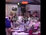 В сети появилось видео свадьбы Поклонской