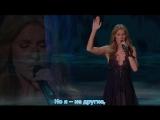 Céline Dion - Pour Que Tu Maimes Encore (Live in Las Vegas 2016 48 лет)