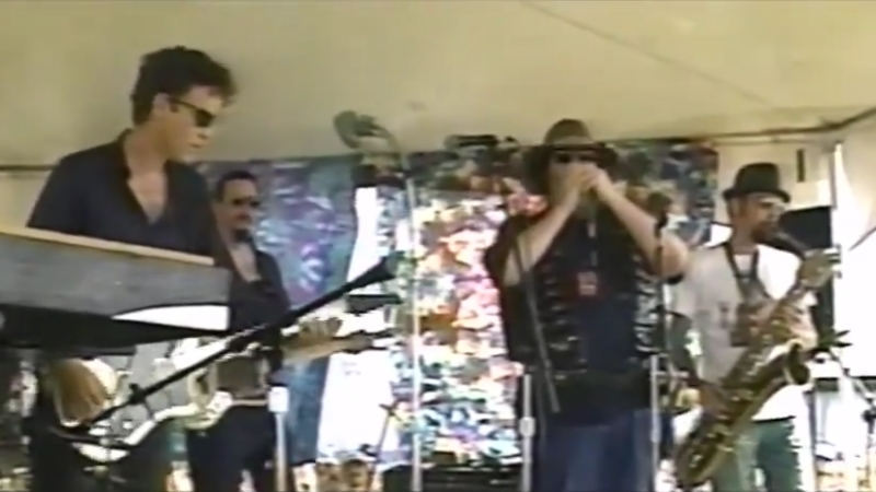 Morphine Friends - Pulled Over The Car (HORDE Jam, Tinley Park, Chicago, 1997-08-03)