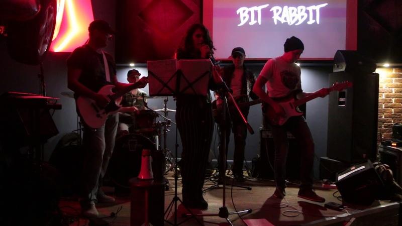 Bit RabBit - Good Times (INXS cover, 06.16.2018, live, Саратов, Демидов гараж)
