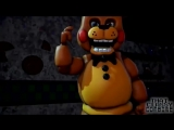 FNAF - Five Nights At Freddy's Five More Nights - Точка Z - Песня Мишки ( .mp4
