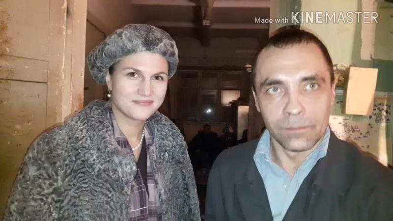 Сериал ШИФРРазговор и Пожелание актрисы Марьяны Спивак спортсменпм.