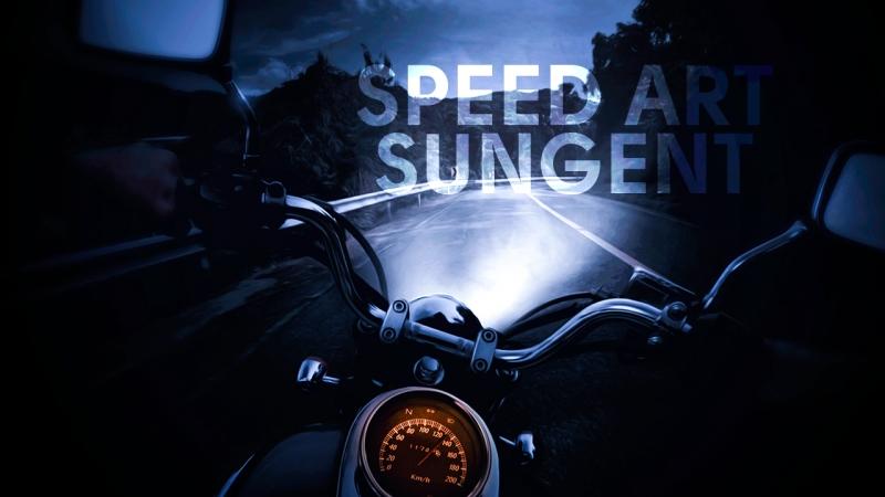 Speed-art | photoshop by Sungent