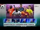 Galatasaray FutbolA Fatih Terimin Etkisi ve Şampiyonluk Yorumları 5 NİSAN 2018