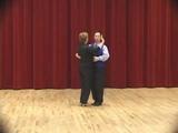 Bronze Tango - Open Reverse Turn Ballroom Dance Lesson