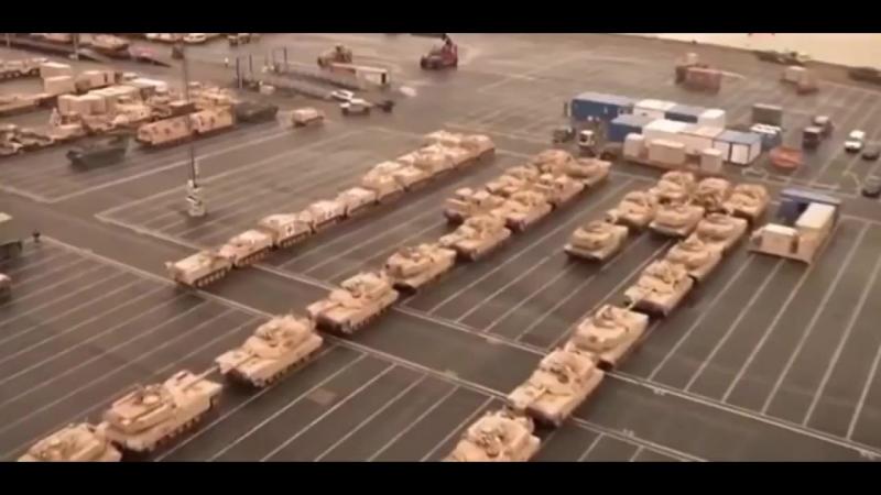 NATO Наращивает Группировку у Границ РОССИИ