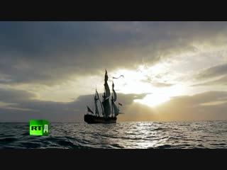 (atlantic) oceans eighteen  life on board of an 18th-century ship (trailer)