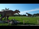 В гостях у динозавров