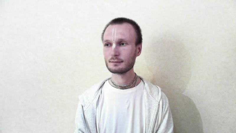 Атула Кришна дас - Шансов нет