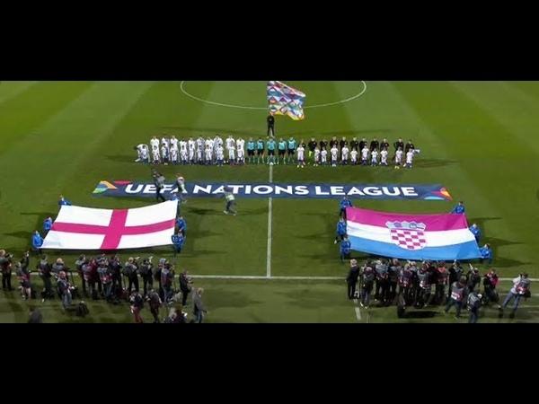 Футбол Лига Наций УЕФА Англия - Хорватия Кэф 1.8