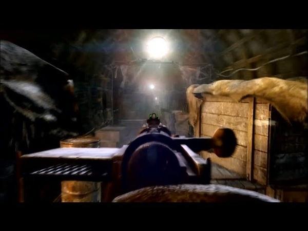 Metro Last Light E3 2011 Gameplay Demo - Part III