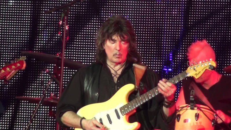 Ritchie Blackmore's Rainbow Mistreated London Full Concert Stone Free Festival O2 Arena 06-17-2017