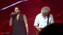 Q ueen Adam Lambert A nother One B ites The Dust P ark Theater Las Vegas 9 22 18
